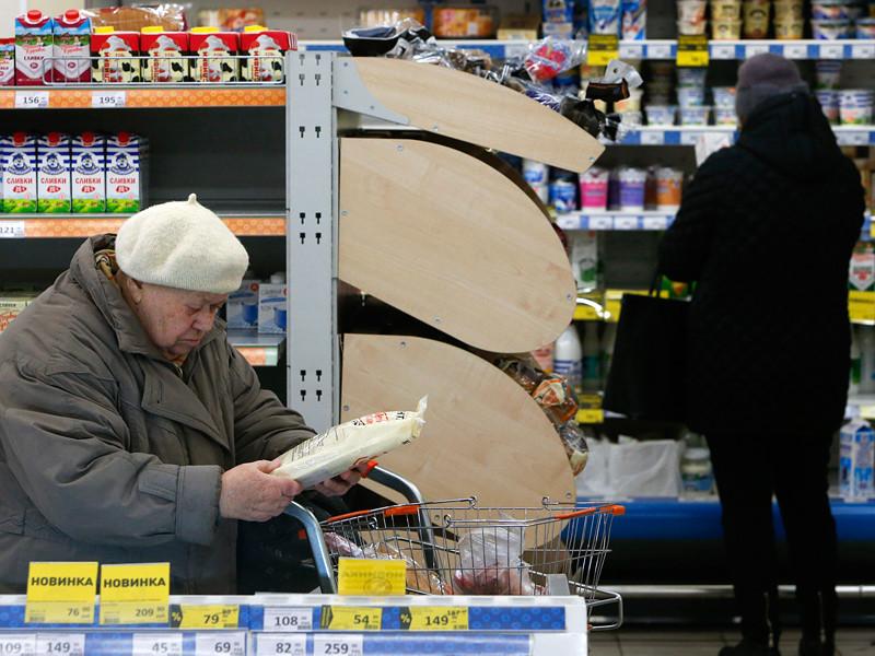 Федеральная антимонопольная служба (ФАС) в преддверии Нового года получает сигналы о завышении цен на продукты питания в России