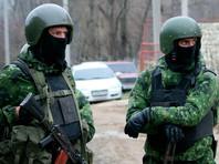В Дагестане штурмуют дом с боевиками