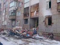Из-за взрыва газа в Иркутской области в пятиэтажке обрушились перекрытия