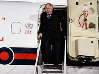 Глава МИД Британии прибыл с рабочим визитом в Россию