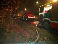 Дом в Калужской области мог сгореть из-за неосторожного обращения с огнем. Возбуждено дело