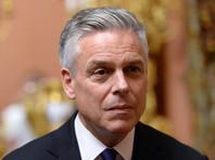 Посол США в Москве рассказал, как восстановить двусторонние отношения