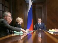 """Медведев потребовал наказать виновных в неудачном запуске спутника """"Метеор-М"""""""