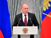 Путин не исключил объявления масштабной амнистии в день выборов президента РФ