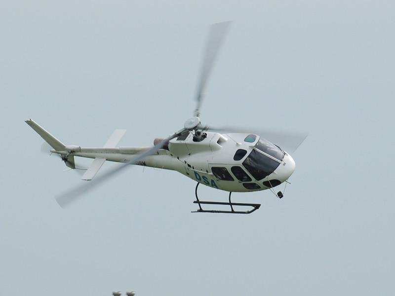 В Иркутской области, где днем 7 декабря частный вертолет Eurocopter АС-50 совершил аварийную посадку на лед Братского водохранилища, поисками воздушного судна занялись местные жители