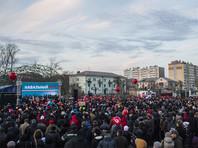 Навальный объявил о своем желании баллотироваться в президенты РФ 13 декабря 2016 года, с того дня он активно ведет предвыборную кампанию