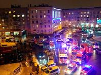 По последним данным, в результате взрыва пострадали 13 человек