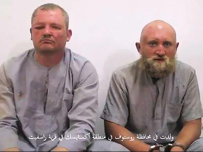 О пленении Заболотного и Цуркану стало известно в начале октября. Сайт связанного с ИГ* агентства Amaq обнародовал видеоролик, на котором двое мужчин рассказали на русском языке о то, что попали в плен к боевикам