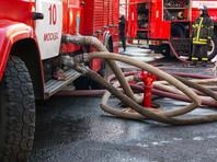 В Зеленограде загорелась жилая многоэтажка, жильцы эвакуированы