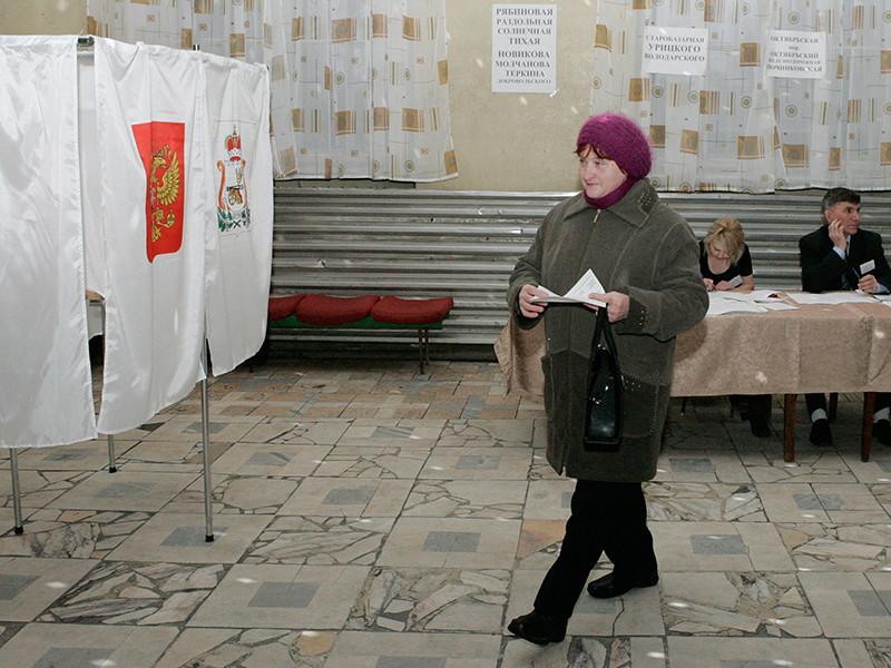Россия не реализовала более половины рекомендаций Бюро по демократическим институтам и правам человека (БДИПЧ) ОБСЕ о выборах