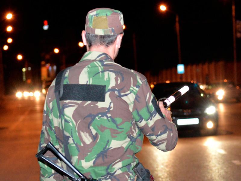 Сотрудник министерства внутренних дел Чеченской Республики