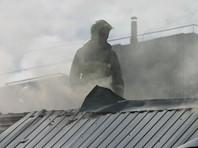 В Новой Москве загорелось частное общежитие. Есть погибший