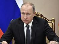 Инициативная группа поддержала выдвижение Путина в президенты