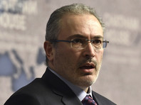 Ходорковский призвал главу ЦИК не регистрировать Путина в качестве кандидата в президенты РФ