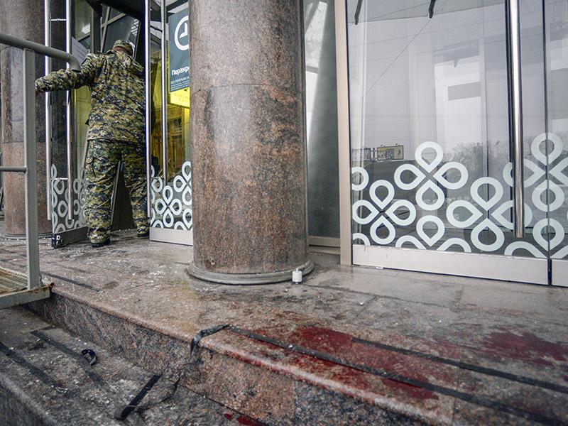 """""""Исламское государство""""* взяло на себя ответственность за взрыв в супермаркете в Петербурге"""