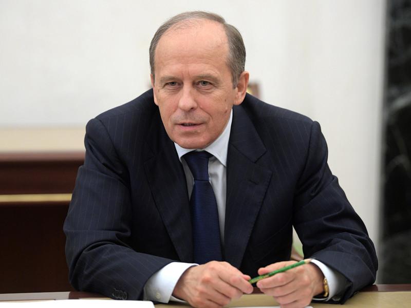 """Бортников к столетию ВЧК заявил, что гордится прозвищем """"чекист"""", и что ФСБ работает на основе Конституции"""