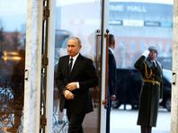 Путин пока не будет заявлять о своей позиции относительно решения МОК, сообщили в Кремле