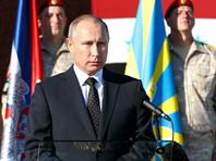 """Президент Путин посетил 11 декабря авиабазу Хмеймим в Сирии, где объявил о разгроме """"наиболее боеспособной группировки международных террористов"""". Он поручил приступить к выводу из Сирии значительной части российского воинского контингента"""