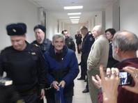 """Главу карельского """"Мемориала"""" под конвоем доставили в Москву на психиатрическое обследование"""