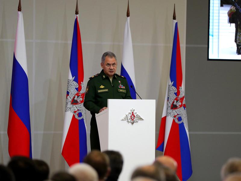 Шойгу: в ходе спецоперации в Сирии ликвидированы более 2,8 тысячи боевиков - выходцев из РФ