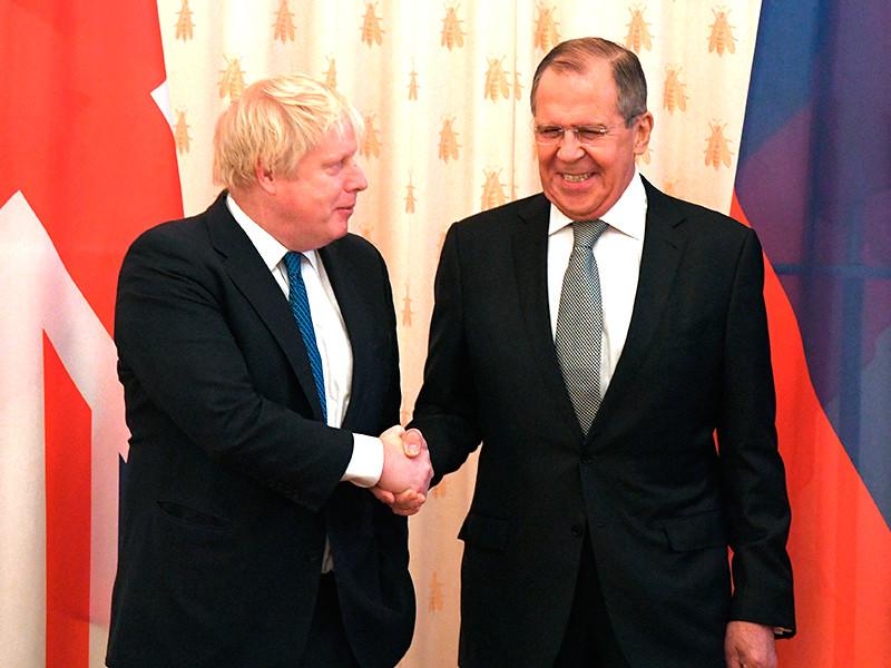 """Лавров и Джонсон провели переговоры в Москве: глава Форин-офиса рассказал """"Сергею"""", что """"все сложно"""", но надежда есть"""