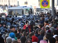 По версии следствия, активист во время массовой акции против коррупции 26 марта 2017 года в Москве на Пушкинской площади нанес удар в бедро сотрудника ОМОН Михаила Звонарева