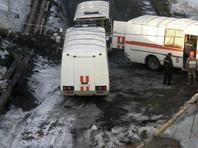 """На шахте """"Есаульская"""" в Кемеровской области произошло обрушение породы"""