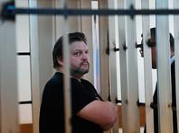Экс-губернатора Белых отправили в СИЗО с угрозой инсульта