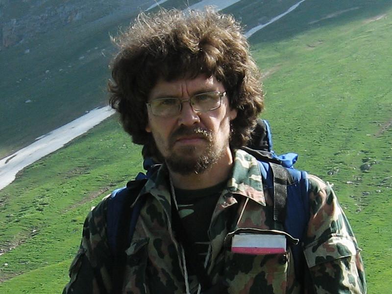 В Краснодаре избили эколога Андрея Рудомаху