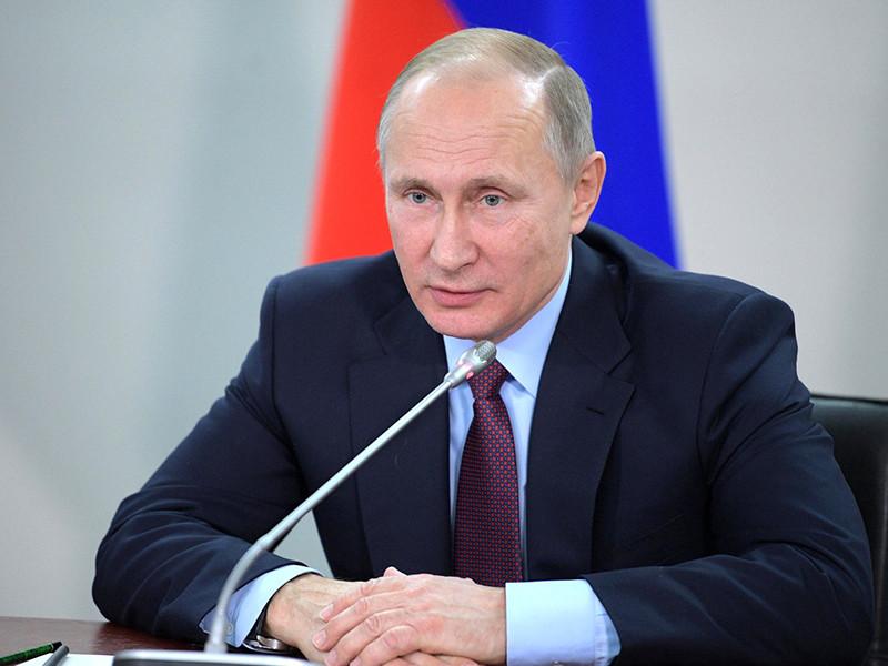 Путин попросил Трампа передать слова благодарности директору ЦРУ и оперативным сотрудникам американской разведки, которые получили эту информацию