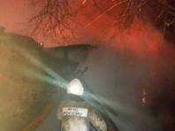 В пожарах воскресенья погибли семеро детей