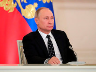 Путин: взрыв в петербургском супермаркете - это теракт