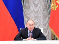 Путин в поздравлении Трампу призвал того к прагматичному сотрудничеству