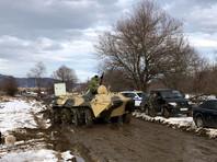 На месте ликвидации пятерых боевиков в Карачаево-Черкесии найдена  мощная самодельная бомба
