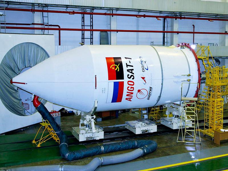 Связь с первым ангольским спутником Angosat-1, запущенным вечером 26 декабря с космодрома Байконур и впоследствии переставшим передавать телеметрическую информацию, возобновлена