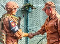 Из Сирии в Россию вернулся батальон военной полиции Южного военного округа