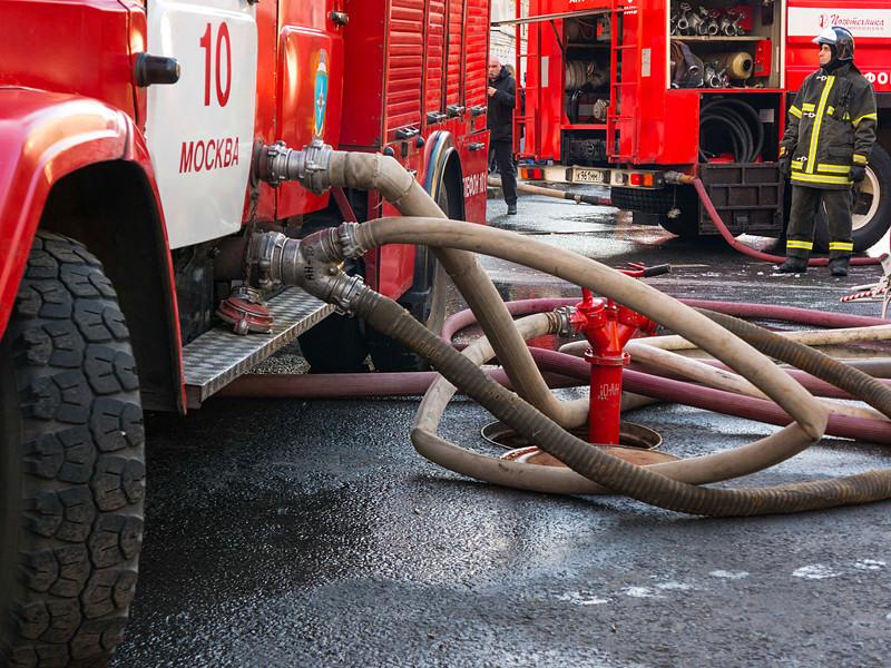 В Зеленограде произошел пожар в жилой многоэтажке