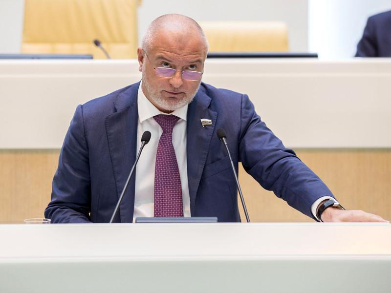 Глава комитета СФ по конституционному законодательству и госстроительству Андрей Клишас