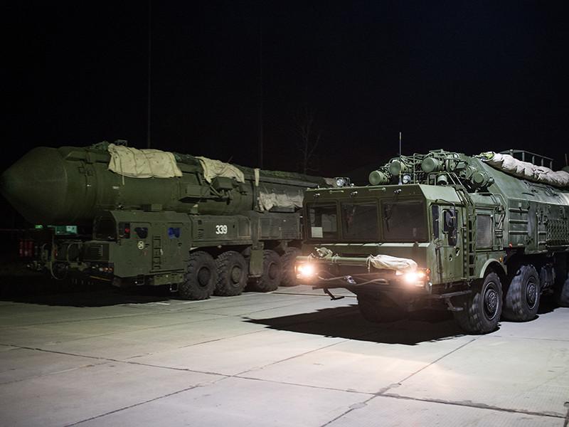 Новый год на боевых постах встретят более 500 расчётов Ракетных войск стратегического назначения