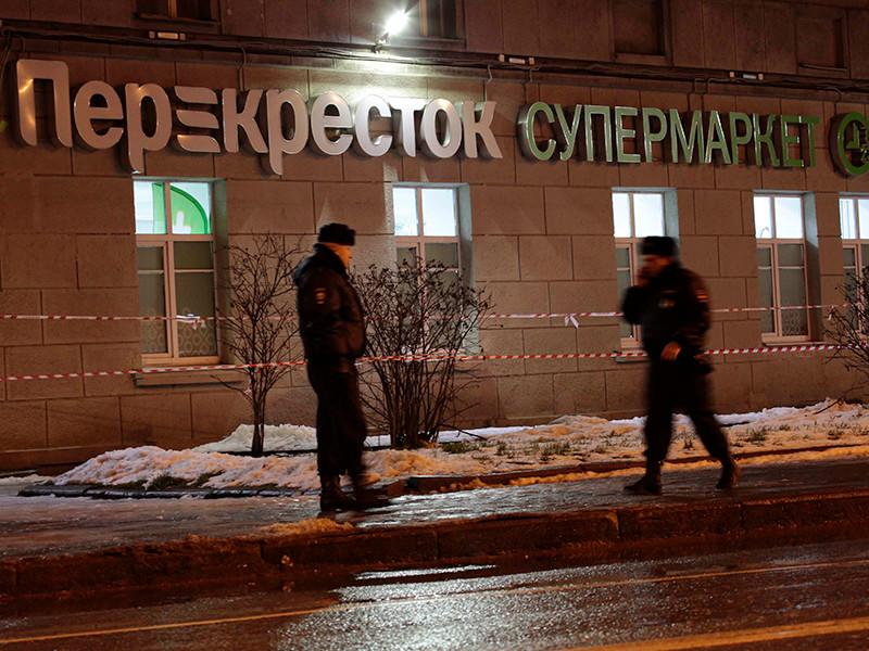 """Компания X5 Retail Group оплатит все расходы на лечение и реабилитацию людей, пострадавших во время взрыва в магазине """"Перекресток"""" в Санкт-Петербурге"""