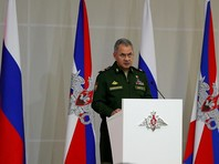Шойгу сообщил о завершении  рекордного  строительства Россией военных объектов  в Арктике