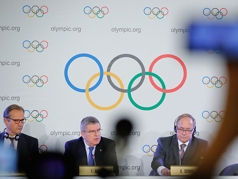 Госдума назвала решение МОК в отношении российских спортсменов необоснованным и дискриминационным