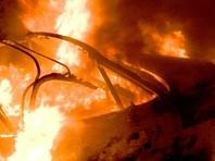 В Хакасии проверяют действия росгвардейцев, которые не стали спасать водителя из горящей машины