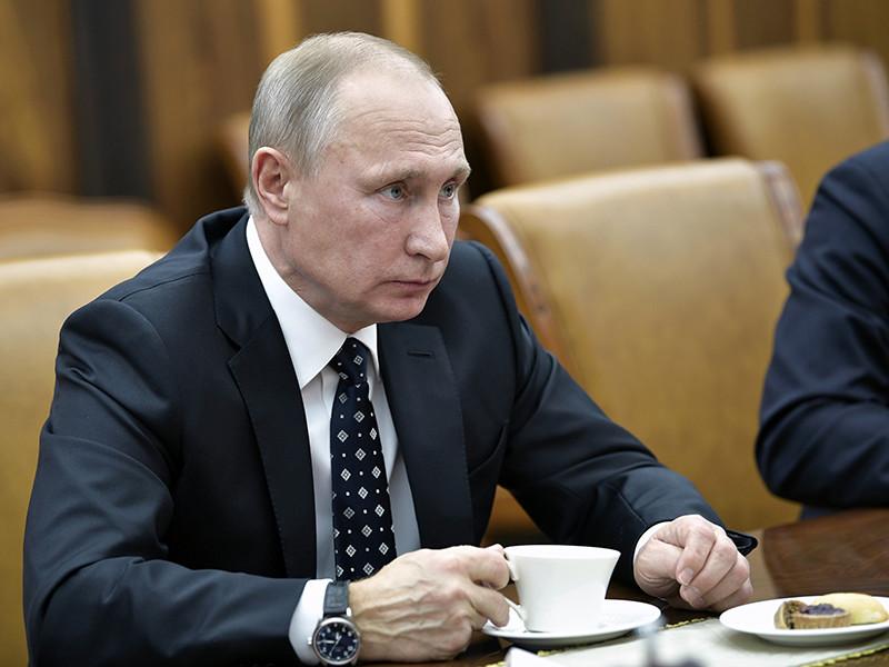 Путин внес в Госдуму соглашение о службе жителей Южной Осетии в российских войсках