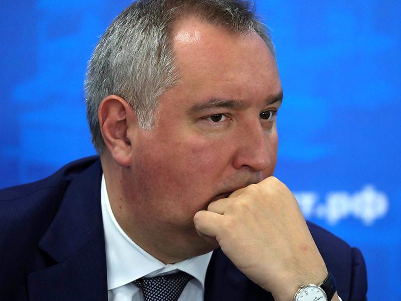 """Вице-премьер Дмитрий Рогозин признал, что стартовавшая с космодрома Восточный ракета-носитель """"Союз-2.1б"""" с 19 спутниками, потерпевшая аварию и рухнувшая в океан, была настроена на старт с космодрома Байконур"""