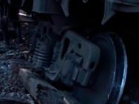 В Забайкалье  16 грузовых вагонов сошли с рельсов, задержан поезд Пекин - Москва