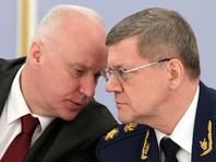 Путин повысил зарплаты Чайке и Бастрыкину
