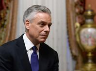 """Посол США в Москве заявил, что американцы """"требуют улучшения отношений с Россией"""""""