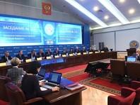Теперь документы от нее будут направлены в Центральную избирательную комиссию (ЦИК)