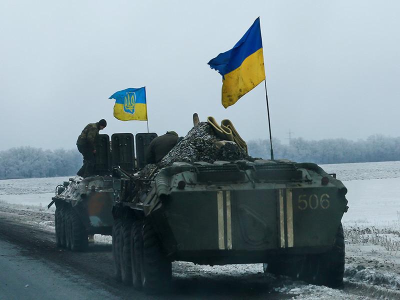 Москва обвинила Вашингтон в эскалации конфликта на Украине